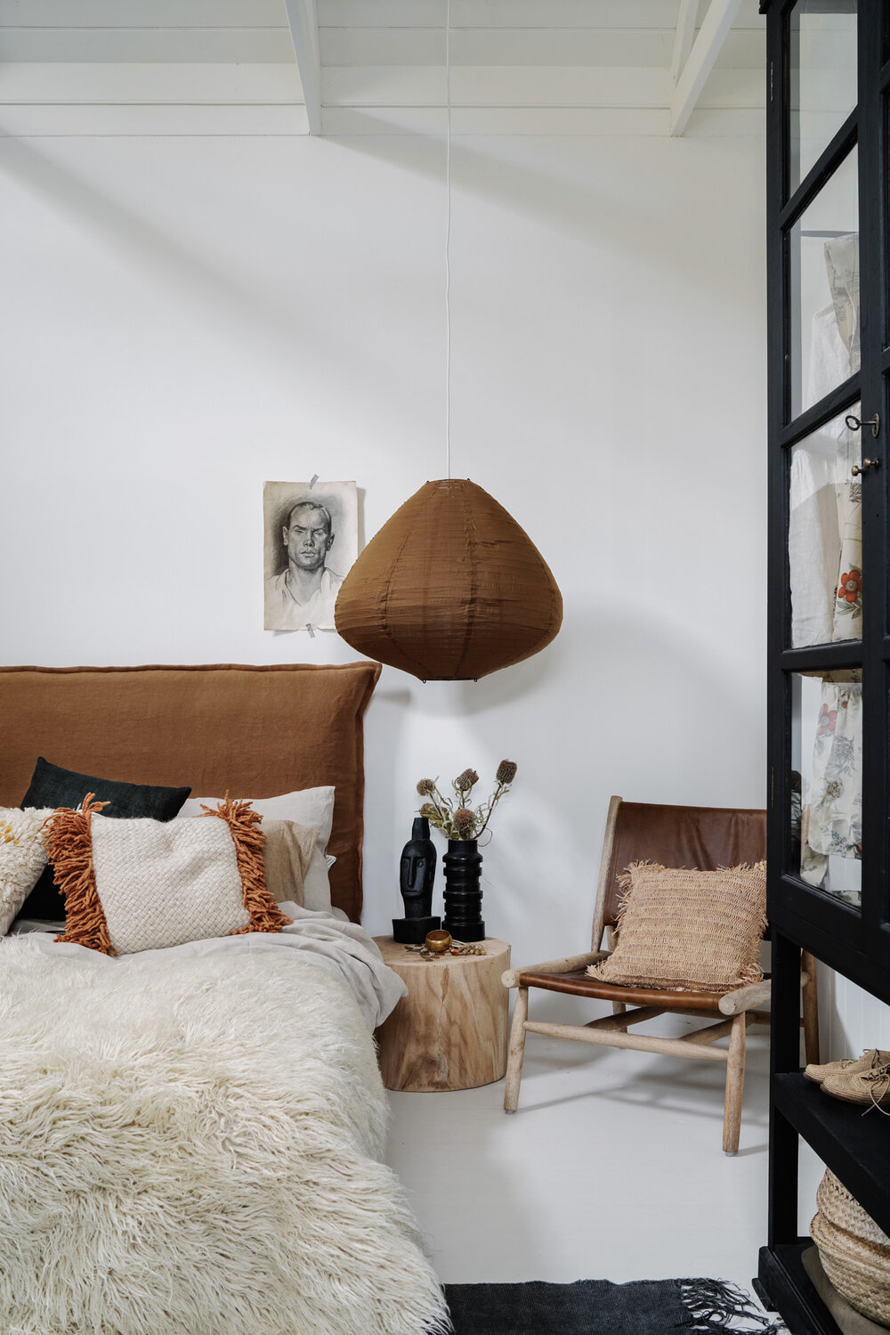 Inspiring Bedroom In Melbourne Based Interior Stylist Lynda