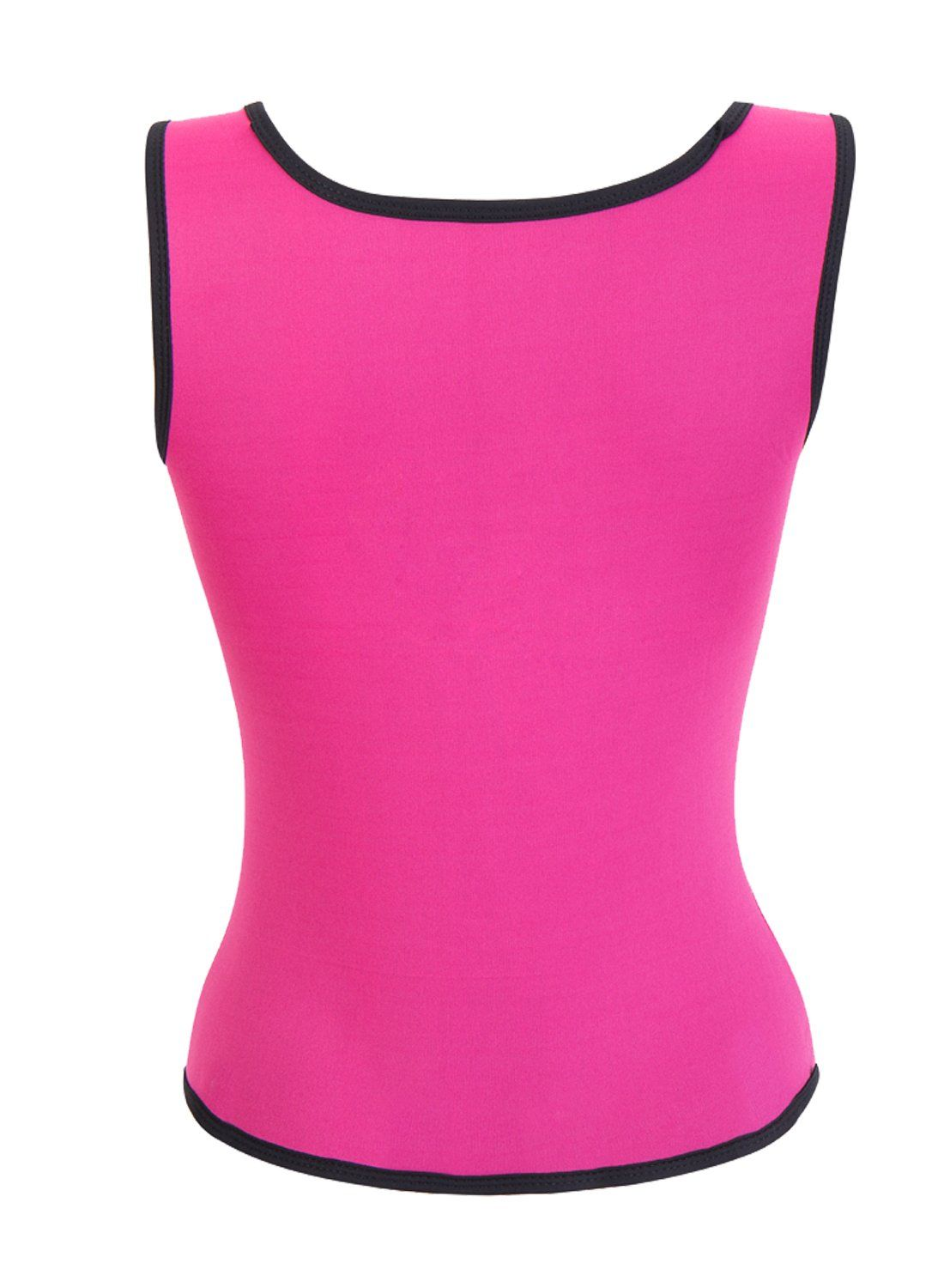 760d3d22f0 Womens Waist Trainer Hot Body Shaper Tank Top Slimming Neoprene Sweat Vest  for Weight Loss    Click image for more details. (Note Amazon affiliate  link)