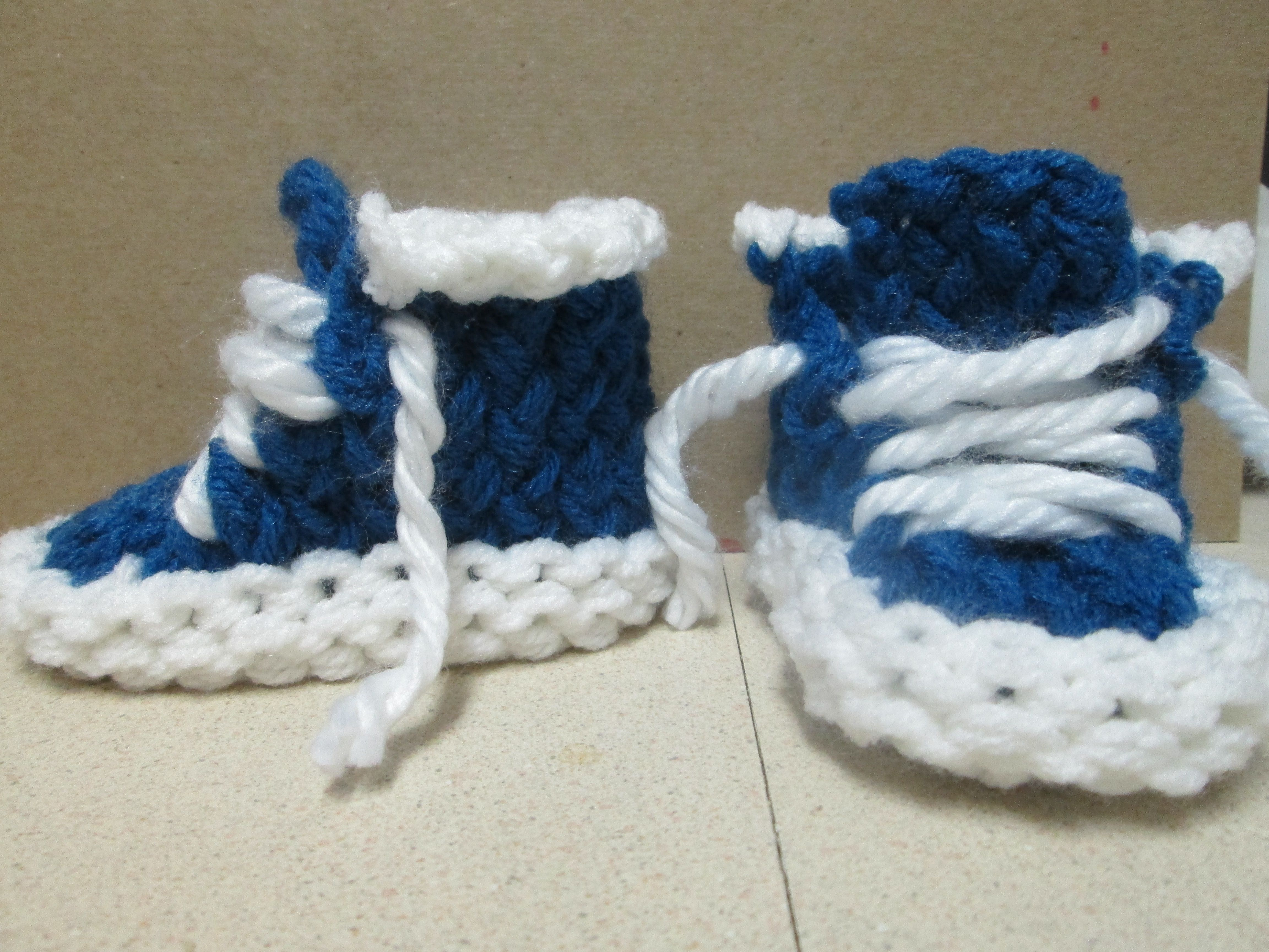Loom Knit Baby Booties Made On The 24peg Loom Im So Proud Of These