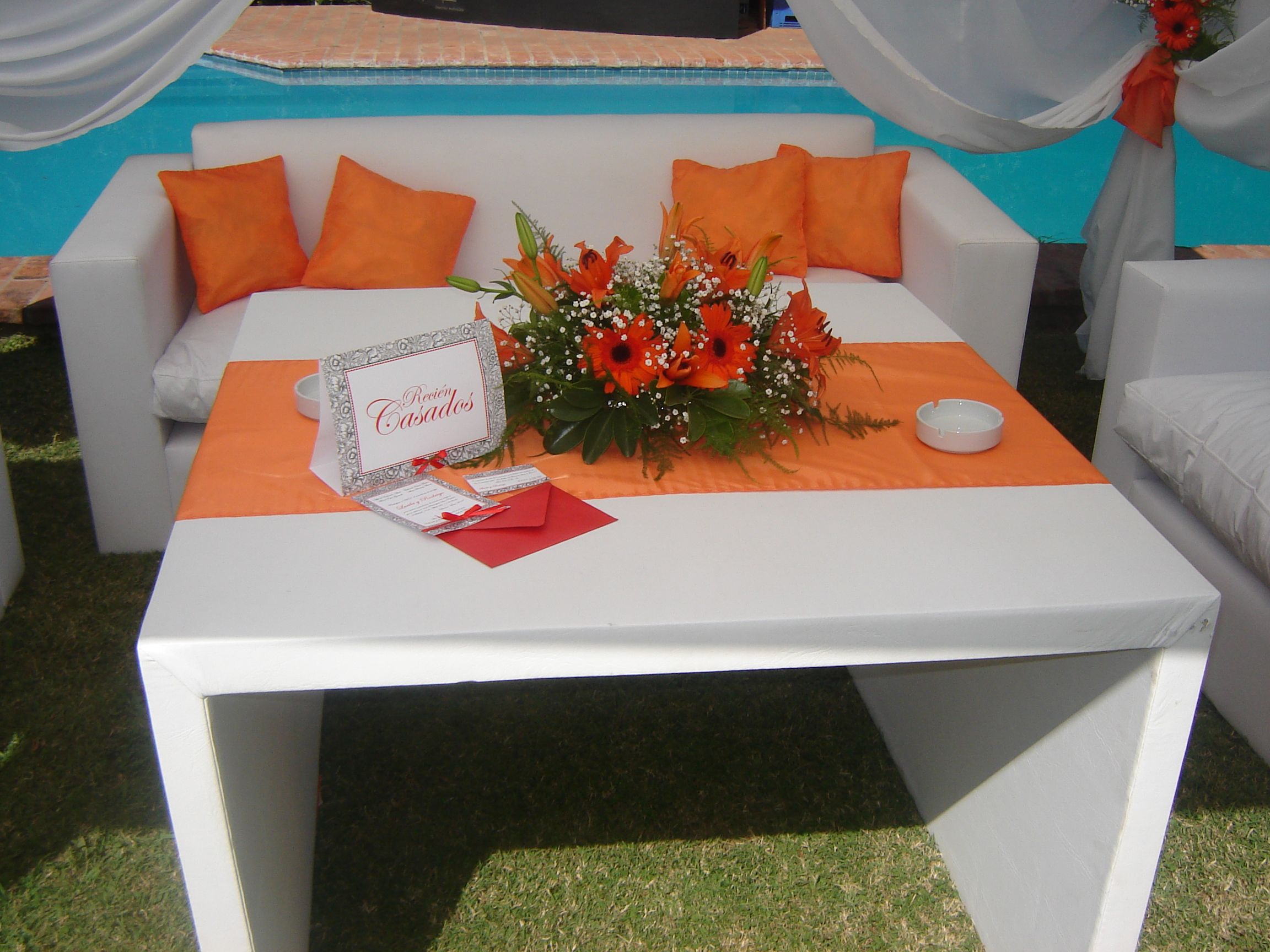 Boda en naranja todo para tu boda pinterest naranja for Decoracion hogar naranja