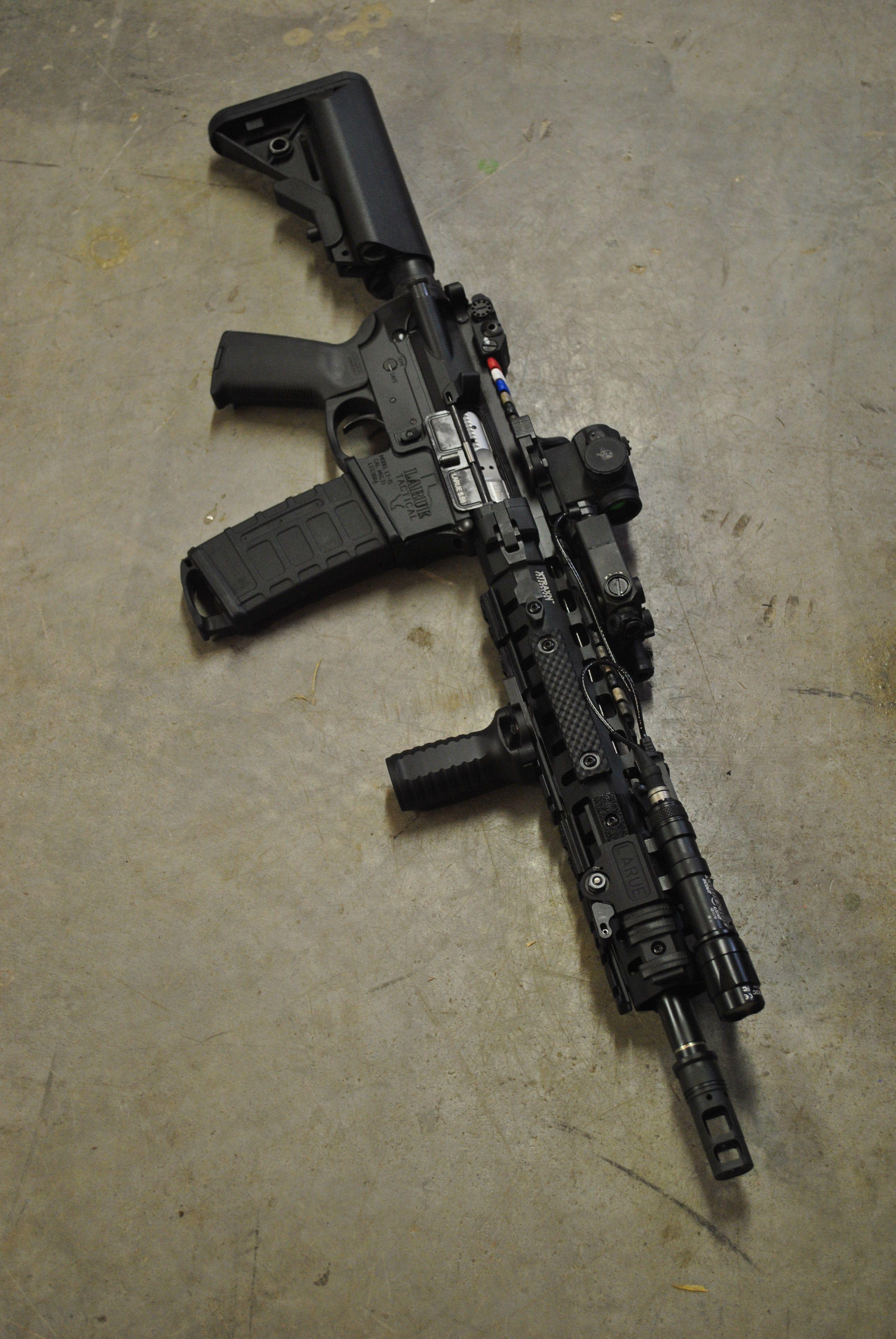 LaRue Tactical 14.5