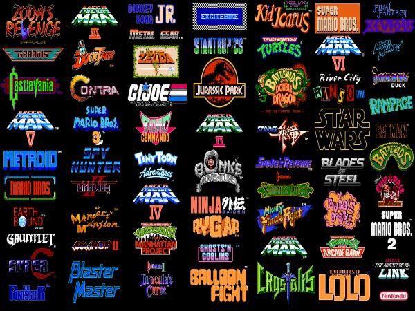 Viejos Juegos Gamers Games Retro Gamer Y Retro Video Games