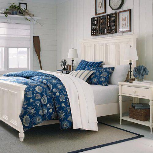 Phenomenal Southport Panel Bedroom Set White By Bassett Furniture Download Free Architecture Designs Intelgarnamadebymaigaardcom