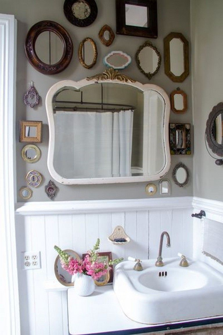 Bathroom Mirrors Design Ideas