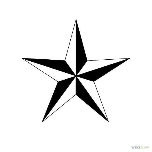 star draw - Buscar con Google   Tattoo   Pinterest   Tatuajes ...