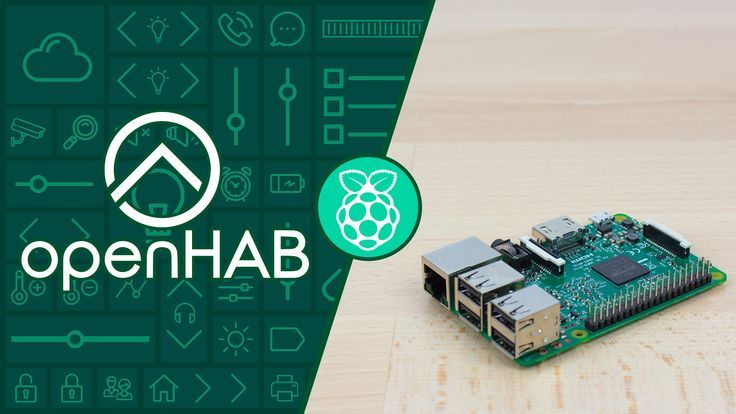 install openHAB 2 on the Raspberry Pi 3 - #electronic #install