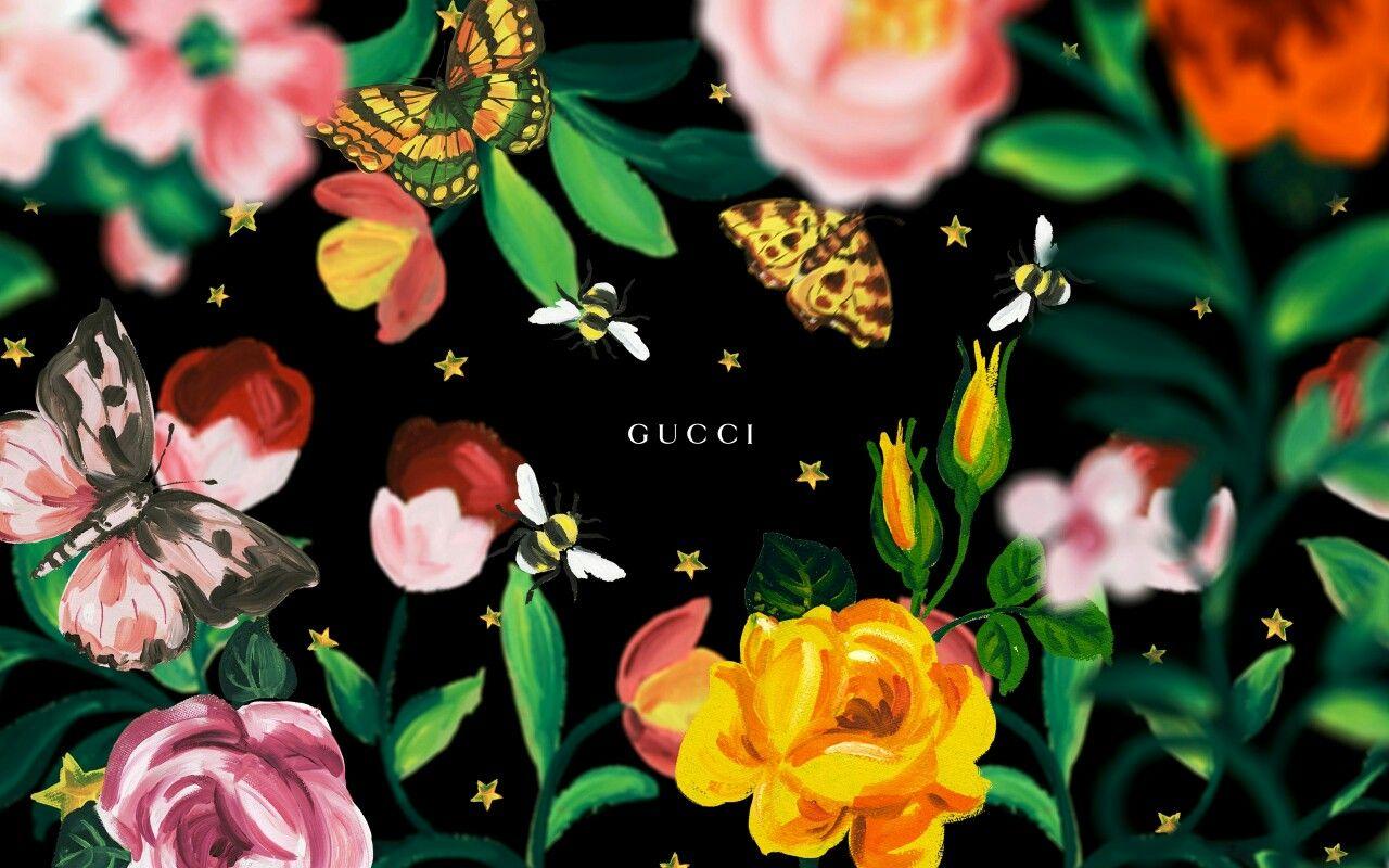 Пин от пользователя Nosova на доске Gucci Фоны