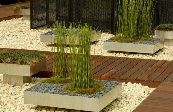 beispiele für moderne gartengestaltung dekoideen Garten - gartengestaltung beispiele und bilder