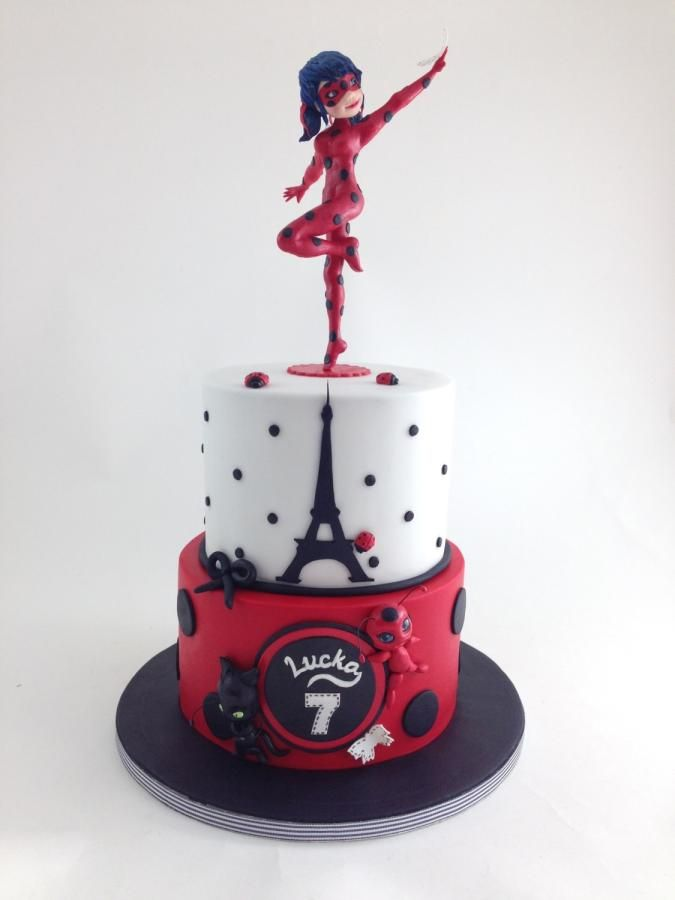 miraculous by tomima cakes cake decorating daily inspiration