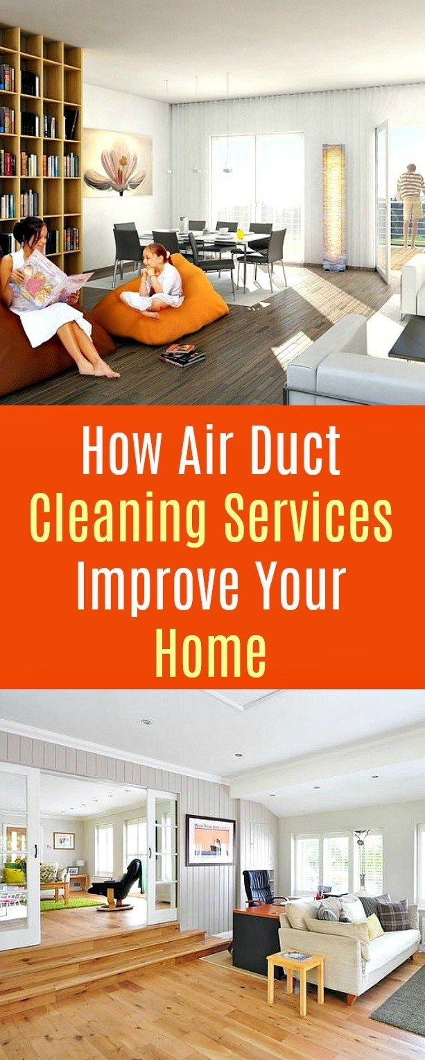 Air Duct Cleaning Services Improve Your Home Improve