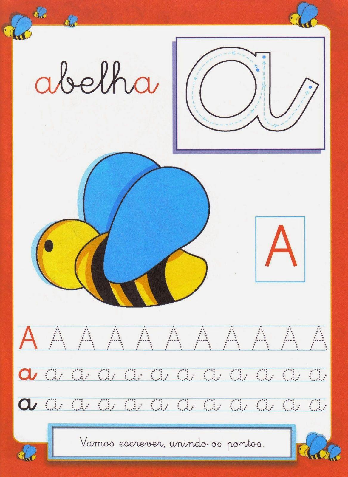 Atividades Para Aprender Escrever As Vogais Atividades Para