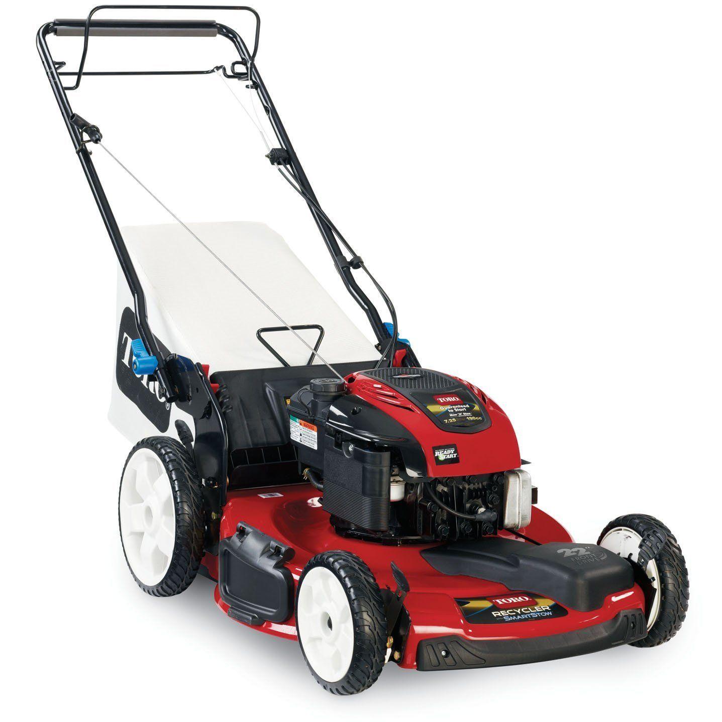 Toro Smrt Stow Sp Mwr22 Best Push Lawn Mower 2019 Best Push Lawn Mower 2019 In 2020 Lawn Mower Push Lawn Mower Gas Lawn Mower