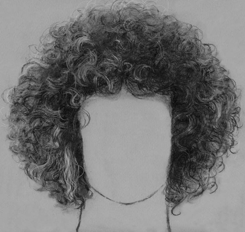 Amazing Pencil Drawings Of Hair Fine Art Blogger How To Draw Hair Cool Pencil Drawings Curly Hair Drawing