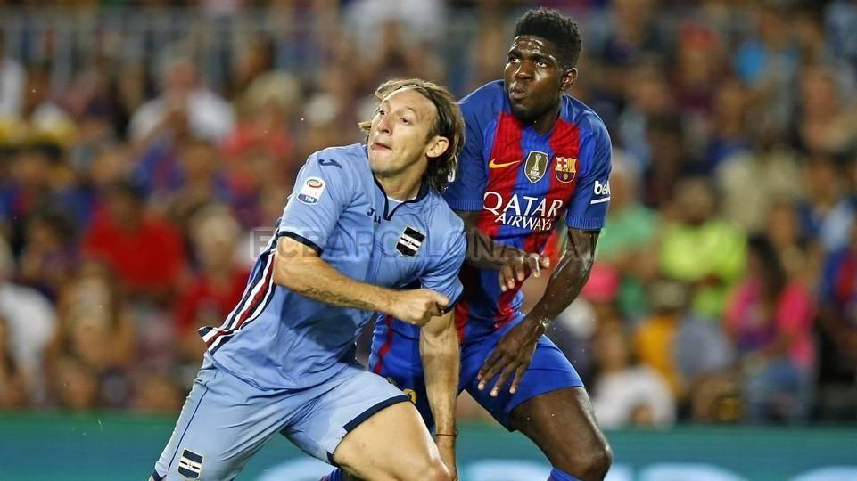 Samuel Umtiti Fcbarcelona Umtiti Fansfcb Football Fcb Umtitifcb 23