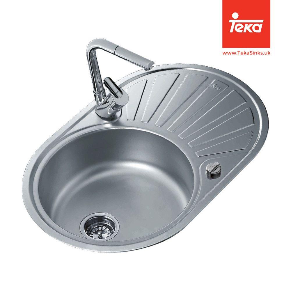 Pin by Teka UK on Teka Sinks | Pinterest | Sinks, Sink taps and Bowl ...