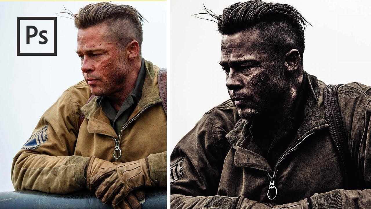 Cara Edit Foto Kontras Tinggi Efek Dramatic Color Di Photoshop