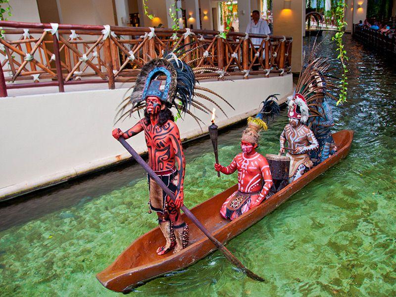 Espect 225 Culo Del Hotel Barcel 243 Grand Xcaret Resort Places