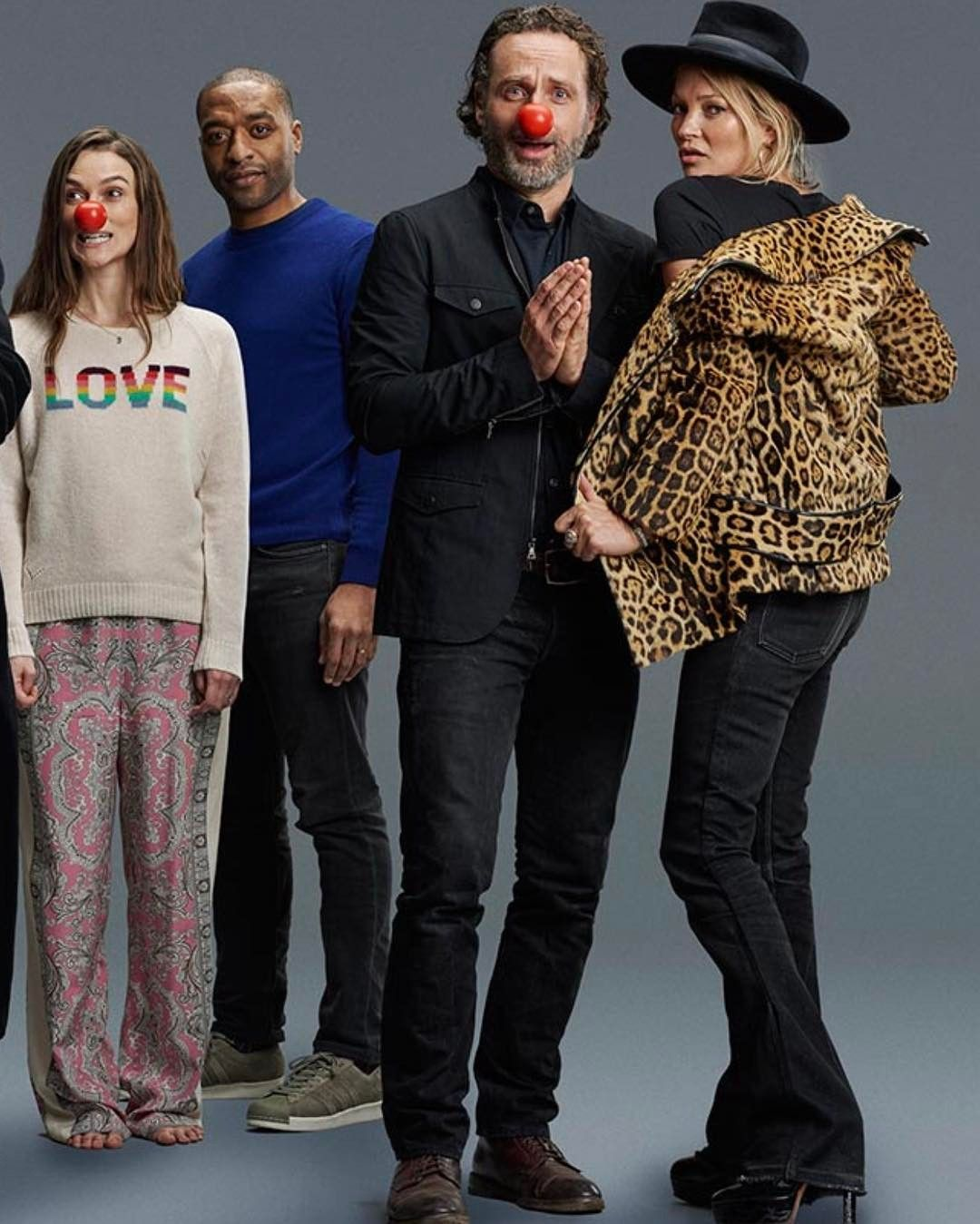 """515 curtidas, 2 comentários - Lisa Williams (@lcwilli1) no Instagram: """"Night  Happy #RedNoseDay everyone!  Tune in to NBC from 10:00pm - 11:00pm ET May 25, 2017 to…"""""""