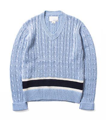 nanamica / COOLMAX® Hockey Sweater