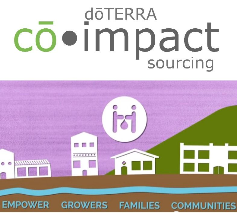 doTERRA\u0027s Co-Impact Sourcing is literally one of my most favorite