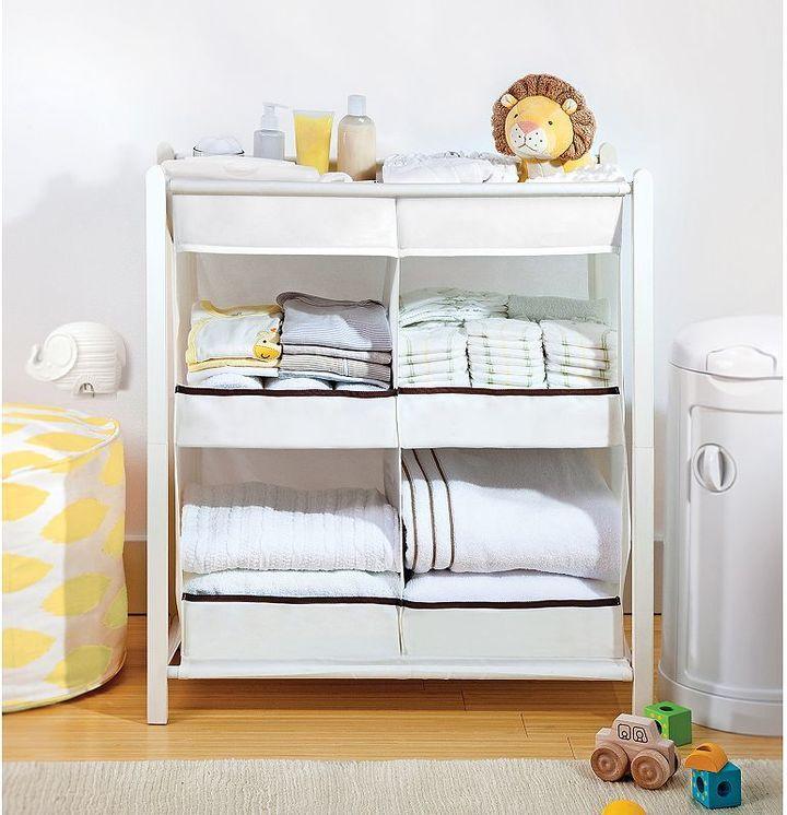 Munchkin Nursery Essentials Organizer | Nursery essentials ...
