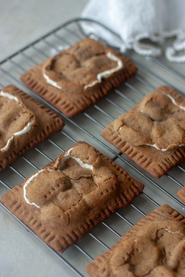 Gluten Free Vegan S Mores Pop Tarts Recipe Pop Tarts Vegan