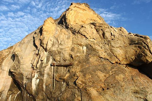 New Oregon Coast Mysteries, Discoveries at Hug Point Go Back Millions of Years