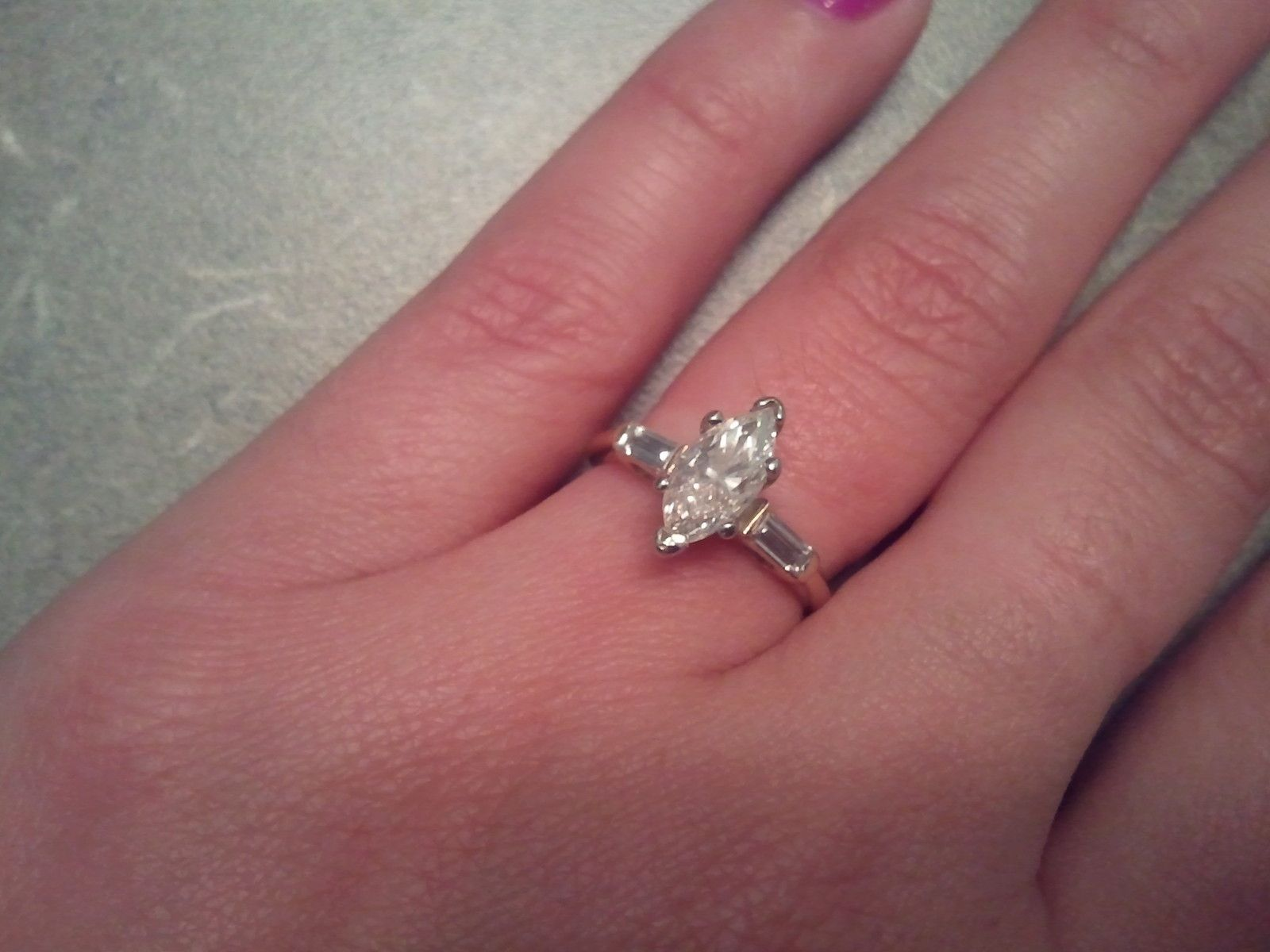 Marquise Cut | Marquise Engagement Rings | Pinterest | Marquise cut ...