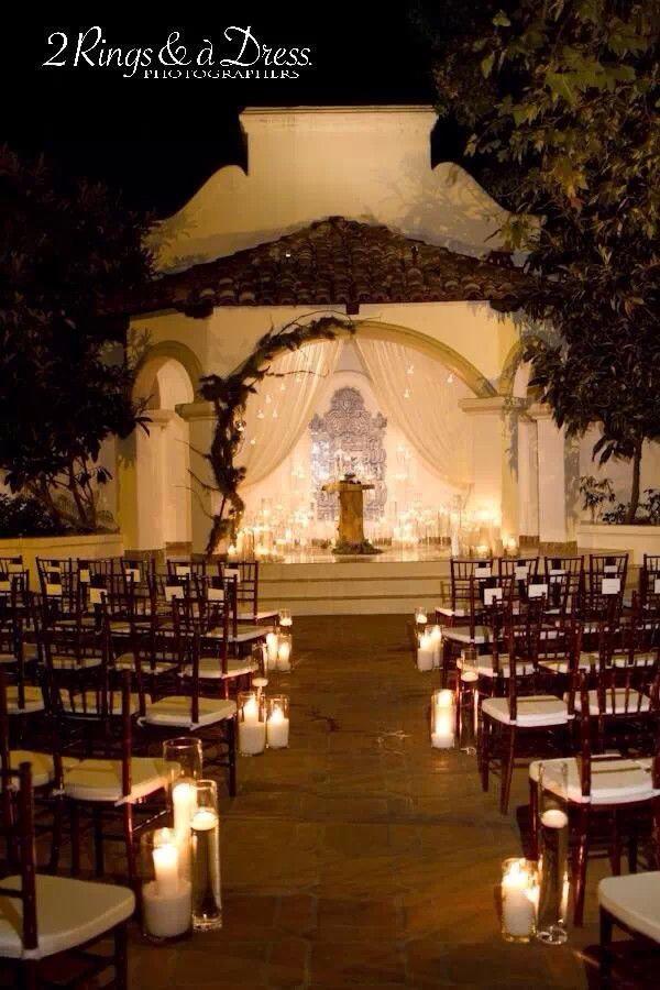 Gorgeous wedding scene #StyleScavenger