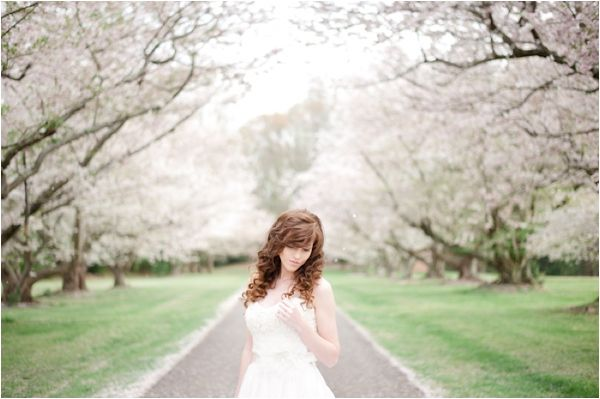 Spring Styled Bridal Shoot by Catherine Marciniak