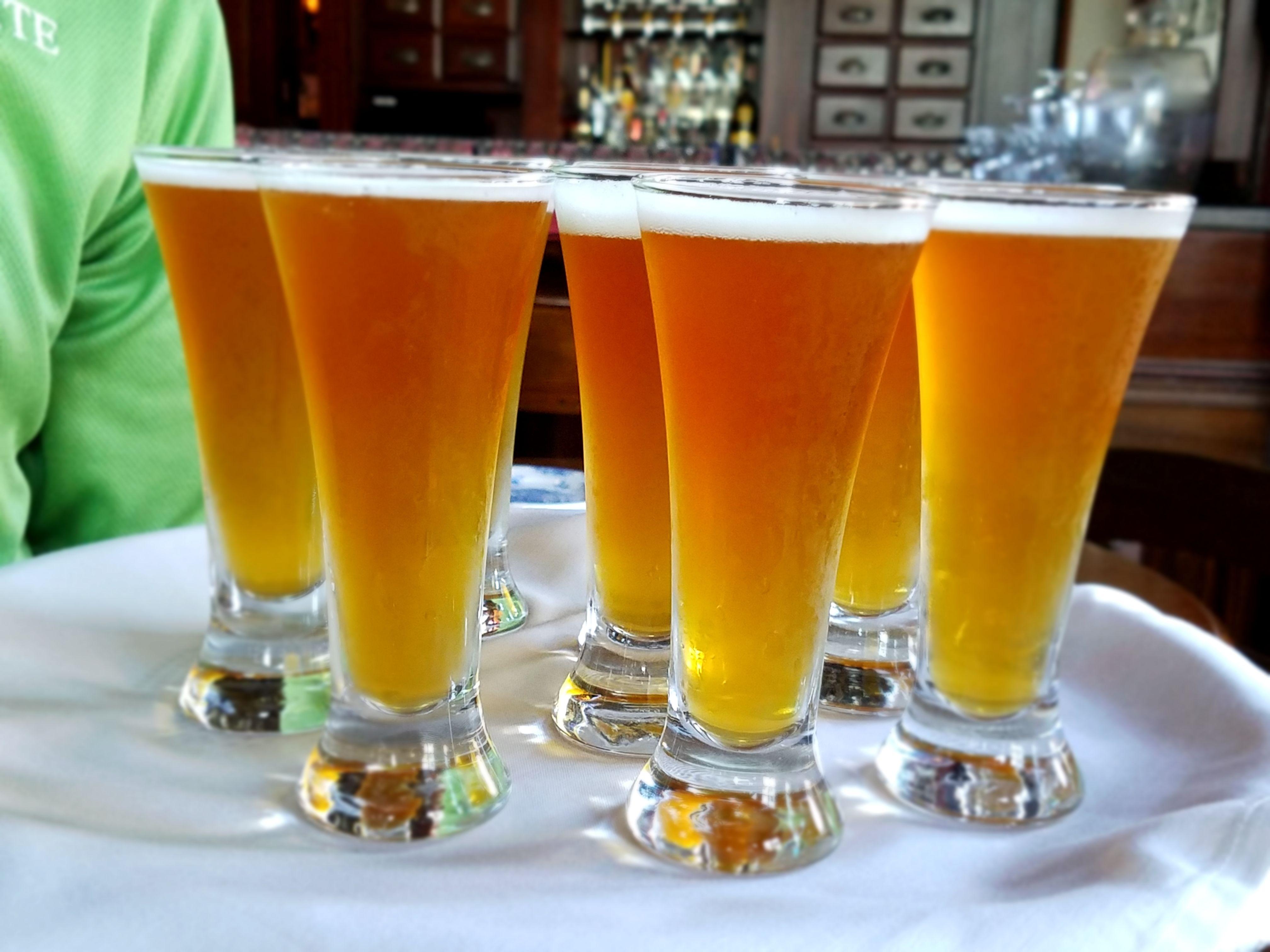 Beers at Raglan Road