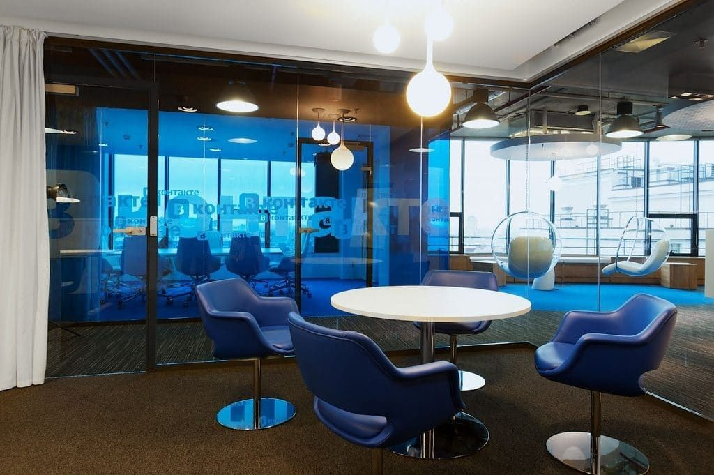 Psychological effects of colour paint in office interior