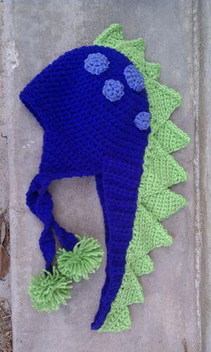 Spike Hat Free Ravelry Pattern Crochet The Day Away Pinterest