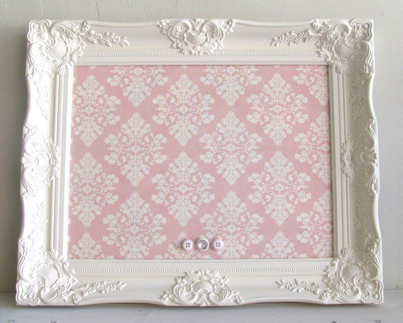 magnet board magnetic board shabby chic nursery wall decor pink rh pinterest ie  bulk buy shabby chic photo frames