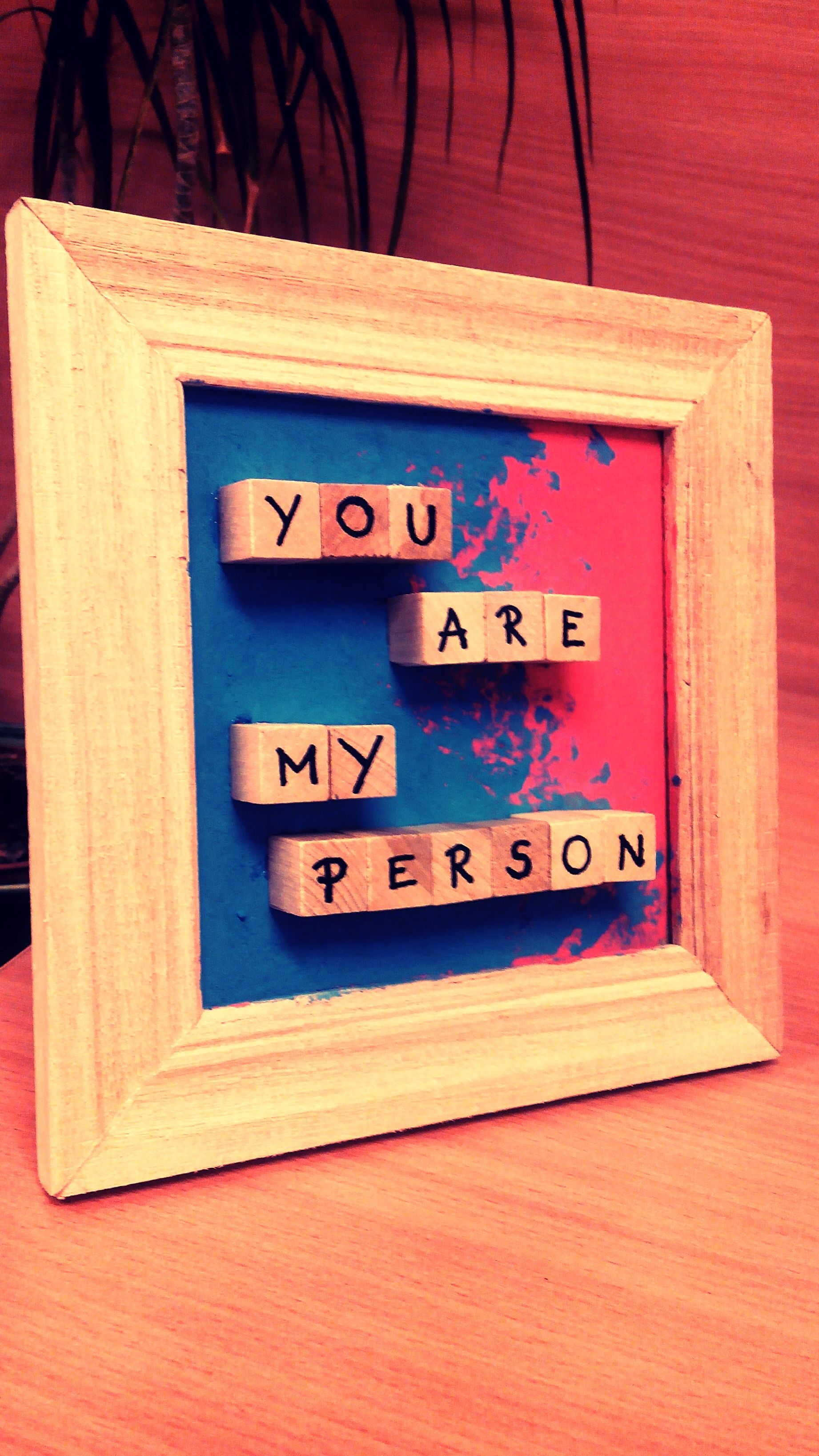 You are my person. You will always be my person. (Grey\'s Anatomy ...