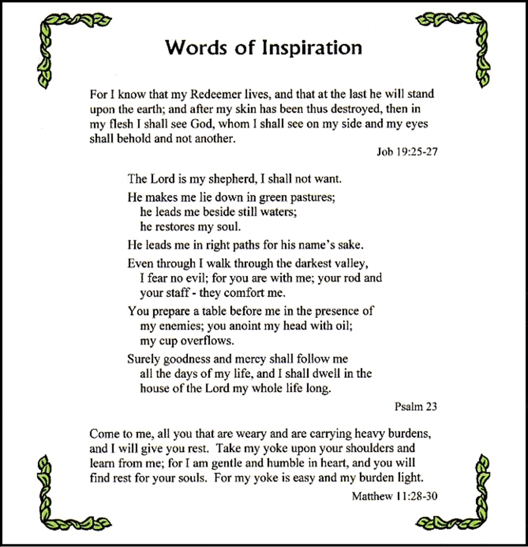 words of inspiration poems when opportunity knocks answer the words of inspiration poems