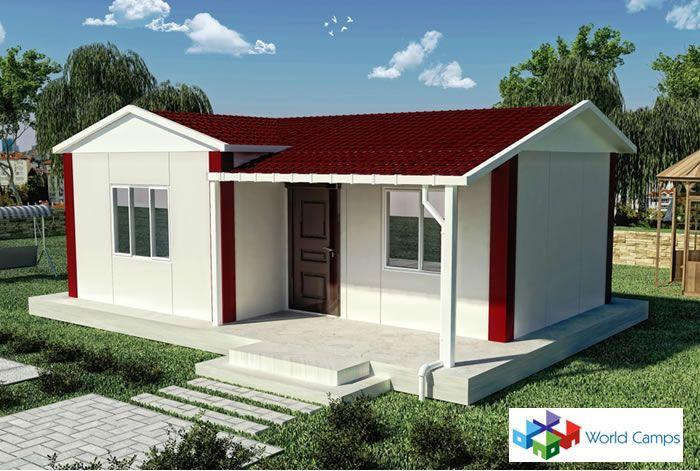 40m2 Fast Build House Design Modern Evler Evler House
