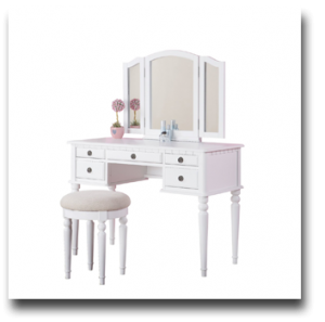 Astounding Makeup Desks Products I Love Bedroom Vanity Set Bedroom Machost Co Dining Chair Design Ideas Machostcouk