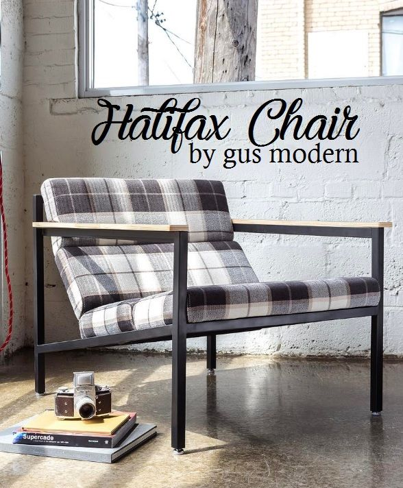Halifax Chair By Gus Modern