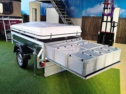 freebird zeltanh nger faltcaravan campingan nger. Black Bedroom Furniture Sets. Home Design Ideas