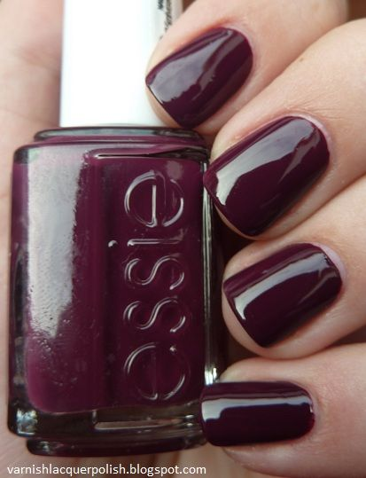 Essie: Recessionista. | Nailed It! | Pinterest | More Makeup ideas