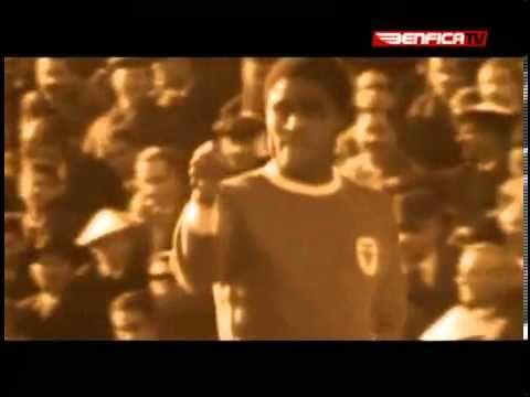 Eusébio, a lenda do futebol português...