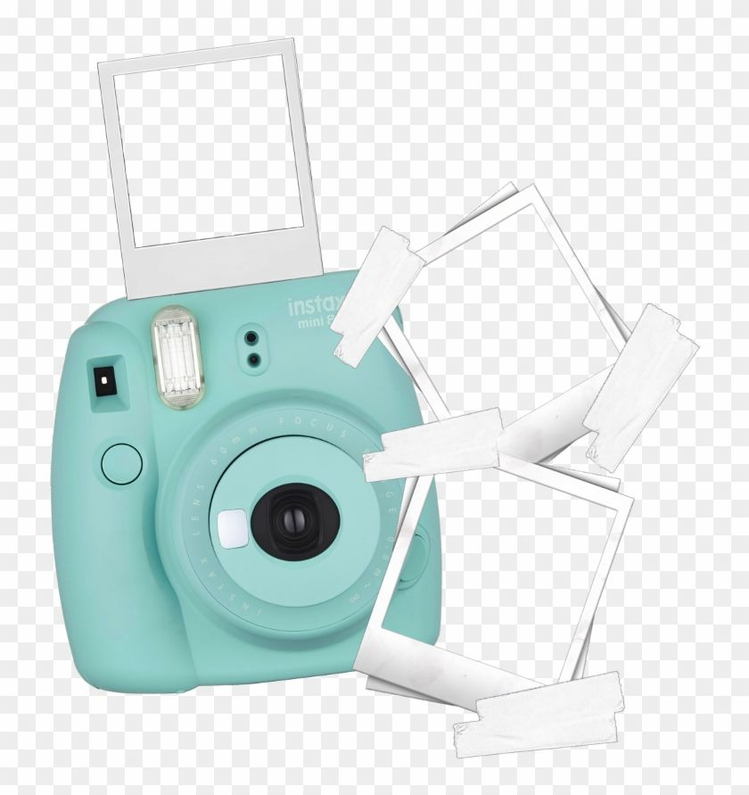 Find Hd Polaroid Camera Picture Sticker Template Edit Cute Instant Camera Hd Png Download To Sear Polaroid Camera Pictures Polaroid Camera Sticker Template