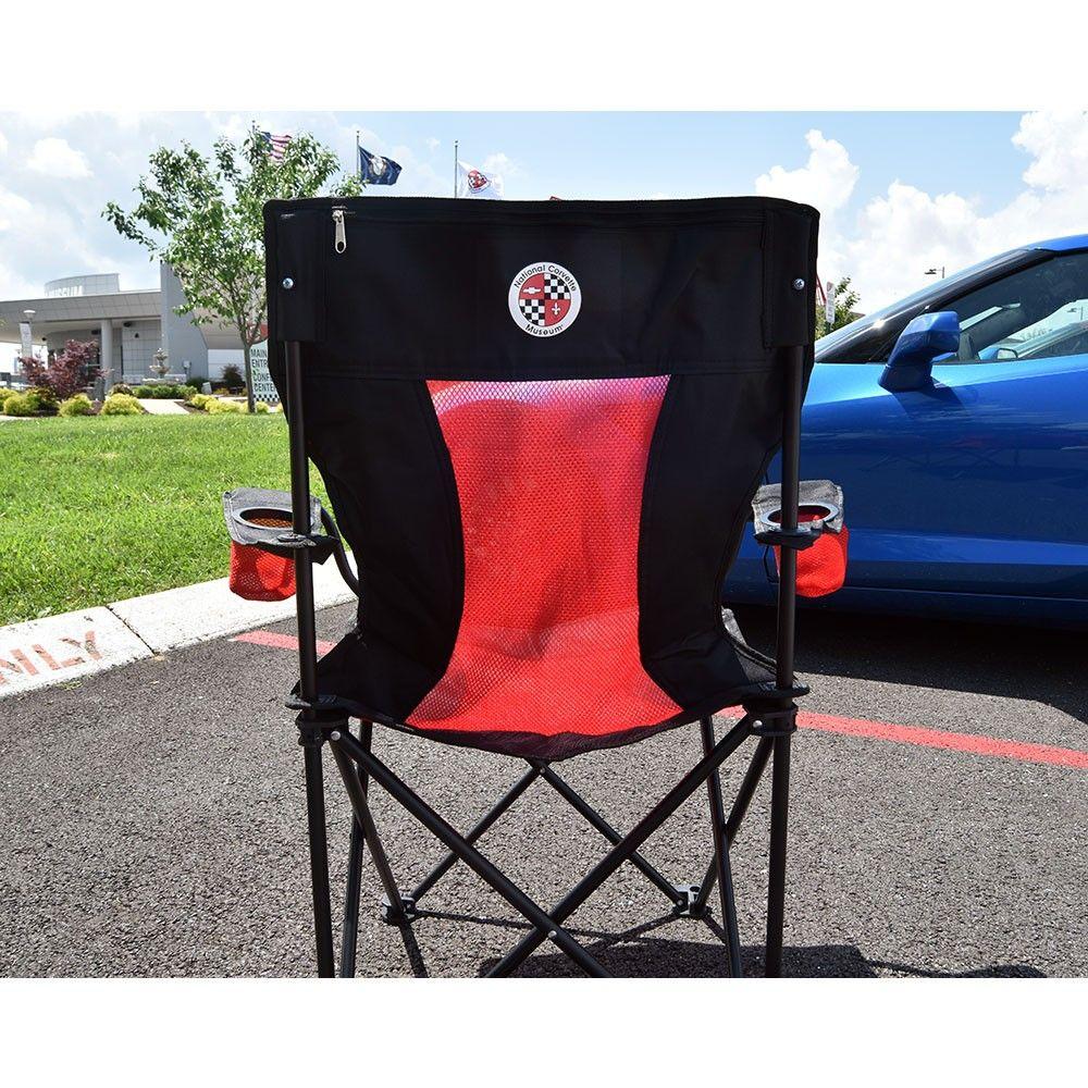NCM Logo Travel Chair Corvette Summer Pinterest Corvette - Car show chairs