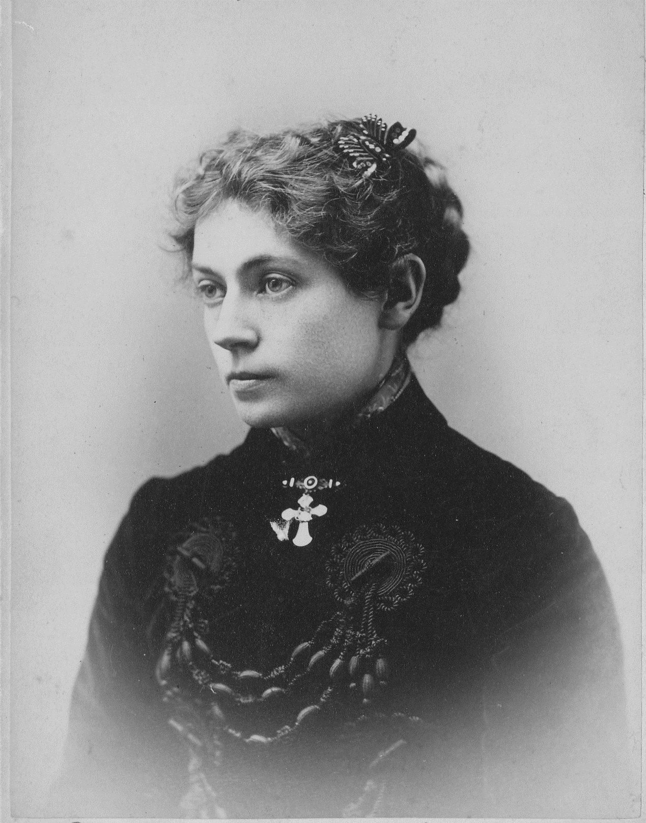 Rena A. Michaels Atchison was the first President of Alpha ...