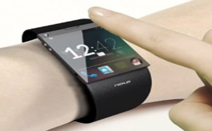 LG displays G-Watch wearable tech, new tablets