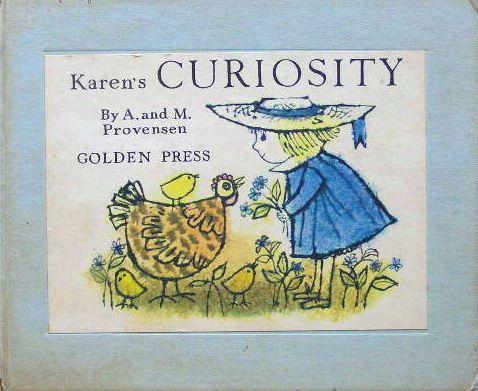Karen's Curiosity :アリス&マーティン・プロベンセン http://twin-rabbit.com/?pid=85721962