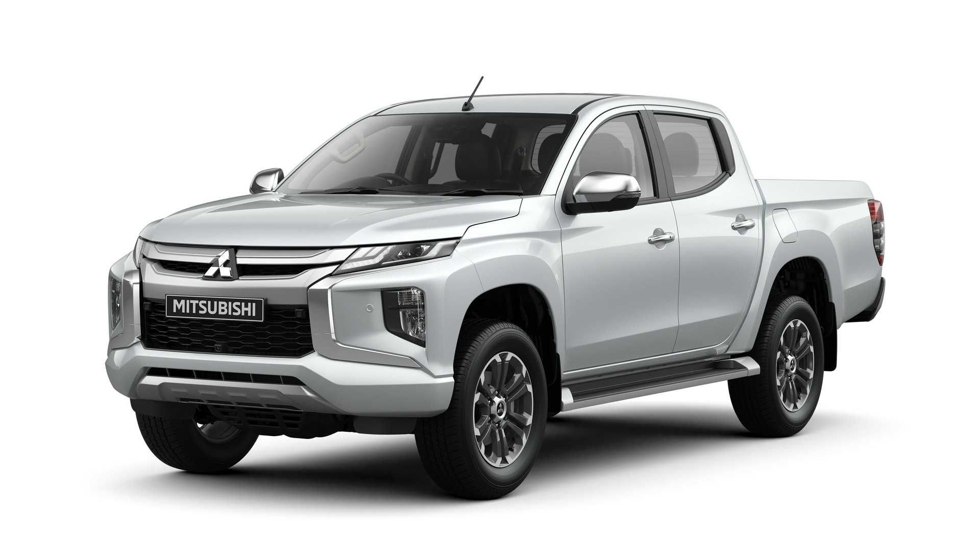 2019 Mitsubishi L200 Triton Facelift Revealed With Bold Design