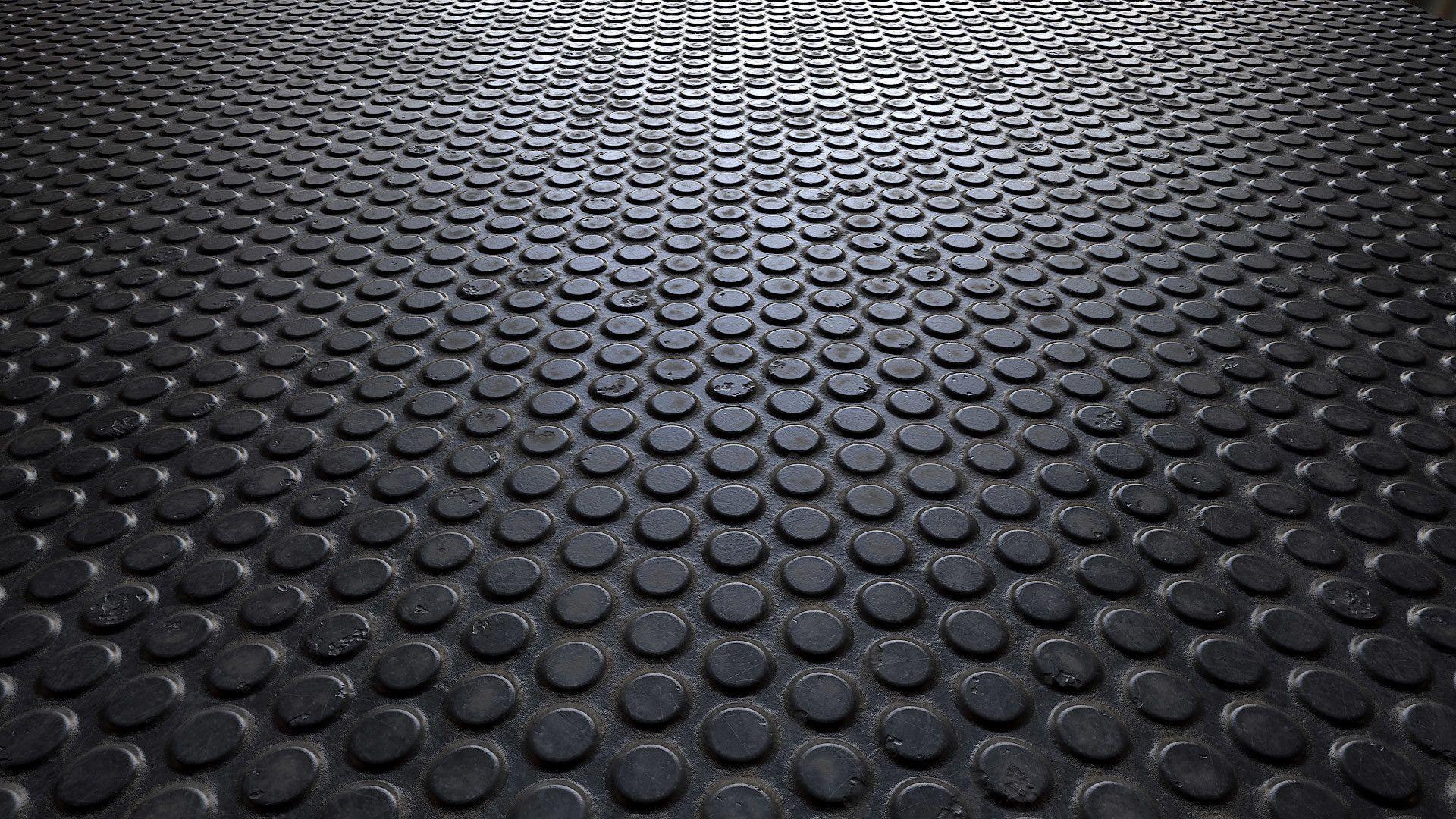 Artstation Rubber Coin Grip Floor Texture Aaron Hausmann Rubber Texture Floor Texture Texture