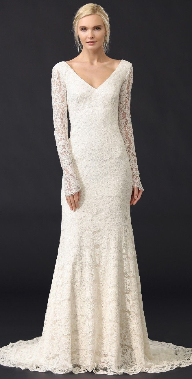 Lace dress for wedding  Nicole Lace Gown  Wedding dress Wedding and Weddings